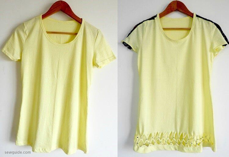 recortar diseños de camisetas