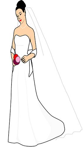 velos de novia en diferentes estilos