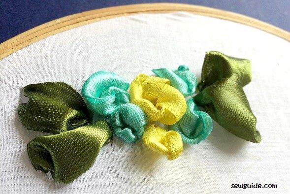 cinta flores diy