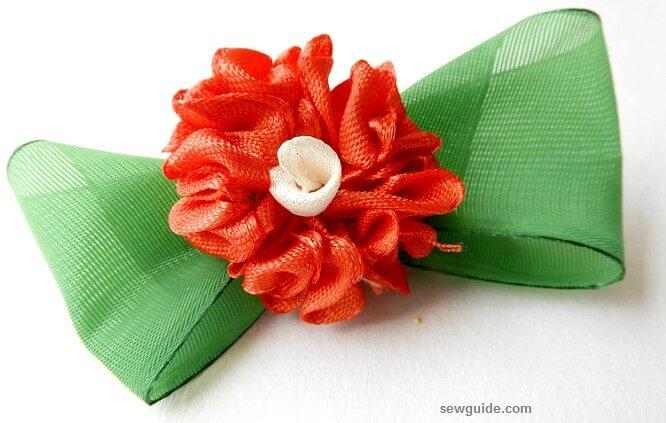 flor de la cinta