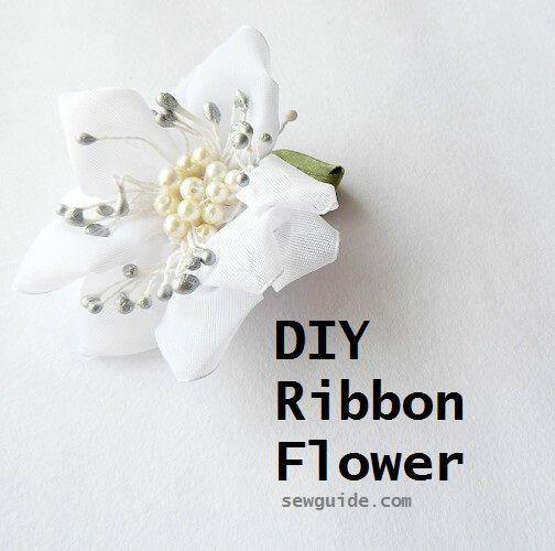flores de cinta fácil