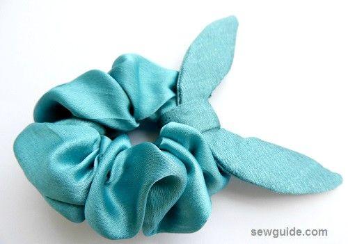 coser gomas con tela