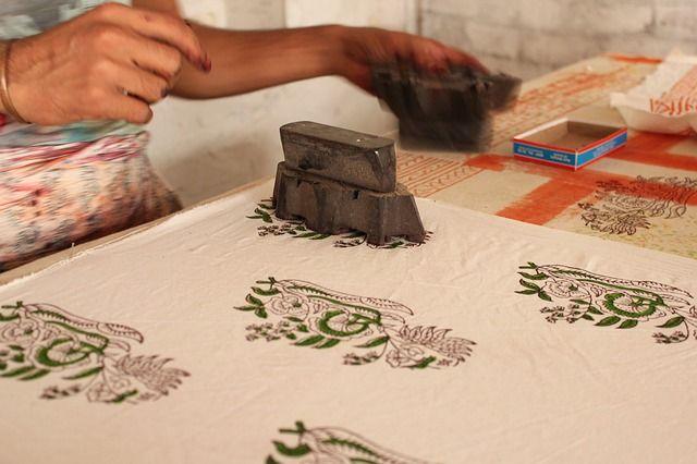 métodos de impresión de tela