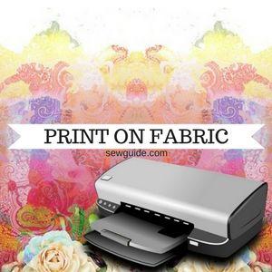 impresión textil en impresora de inyección de tinta
