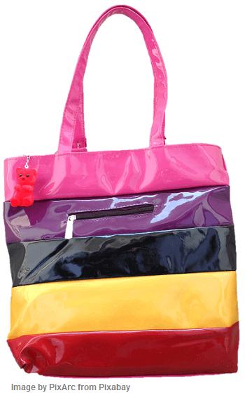 tela para hacer bolsos