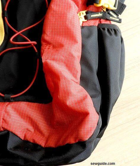 tela para hacer bolsas