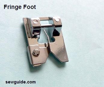 pies de máquina de coser