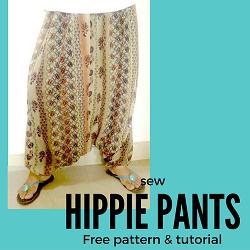 pantalones hippie