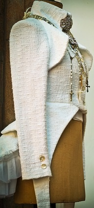 vestido de siluetas