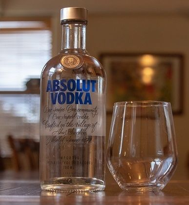 vodka para eliminar el olor a sudor