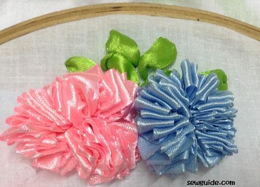 cinta de flores diy tutorial