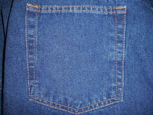 partes de jeans