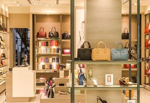 abriendo una boutique