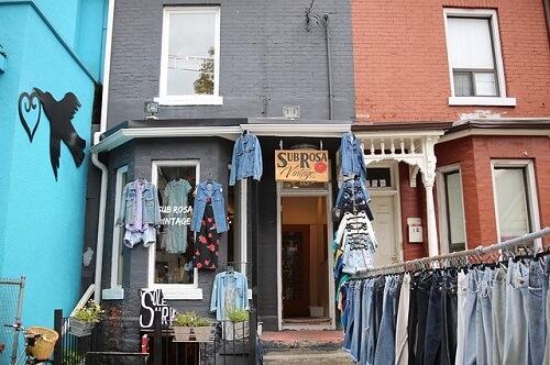 negocio boutique