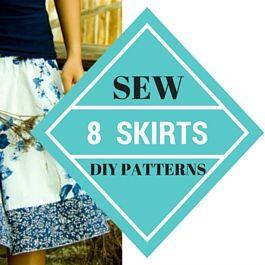 patrones de falda gratis