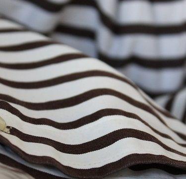 diferentes tipos de rayas en la ropa