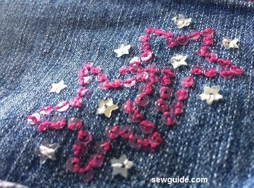 como embellecer jeans