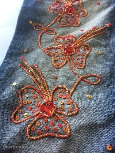 remodelar jeans viejos