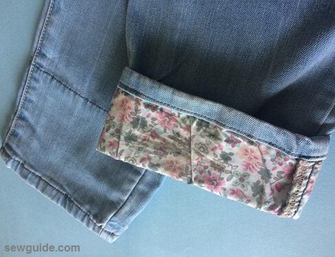 remodelar viejos jeans diy