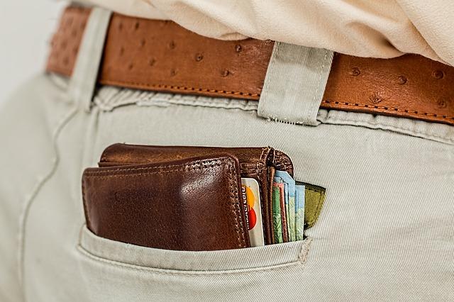 tipos de bolsillos