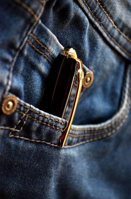 diferentes tipos de bolsillos