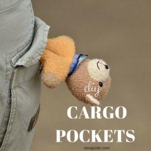 bolsillos de carga