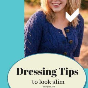 consejos de vestir para lucir delgada