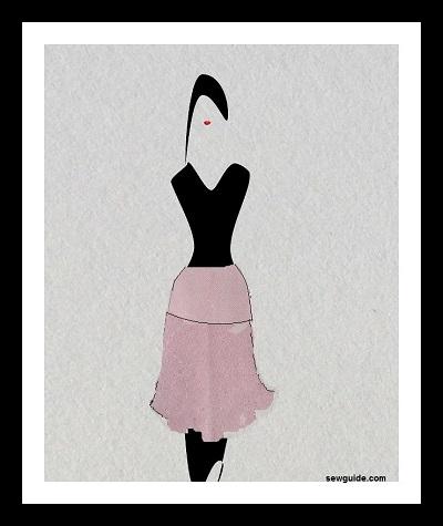 estilos de falda