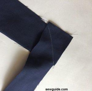 patrón de pantalones tailandeses