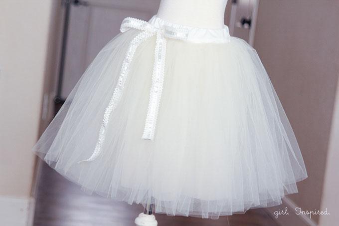 cómo coser un vestido de ballet fácil