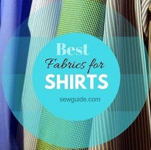 mejores materiales de camisa