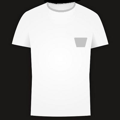 diferentes tipos de camiseta