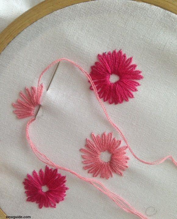 flor de margarita perezosa