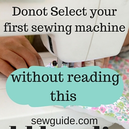 primera máquina de coser