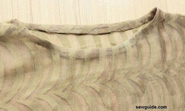 hacer una bufanda
