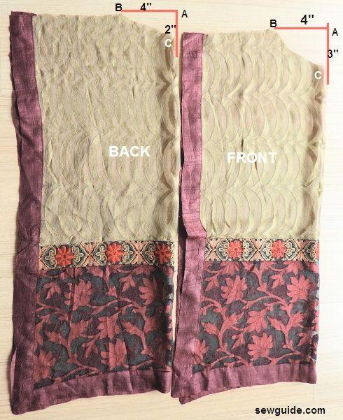 trajes de bufanda