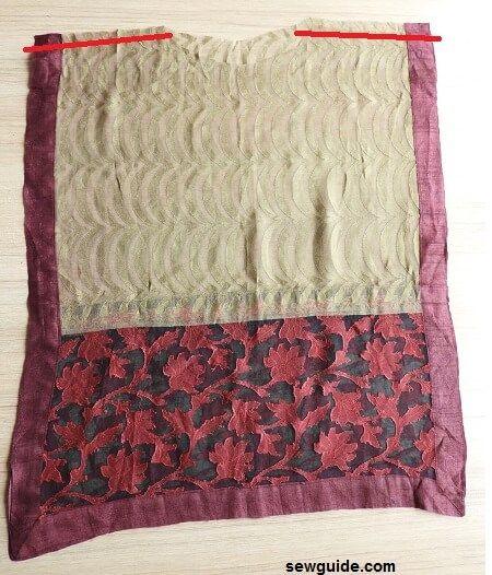 hacer bufandas