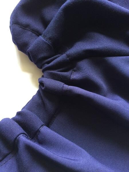 costuras fuera del hombro