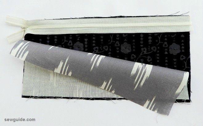 tutorial para hacer bolsas de lápices