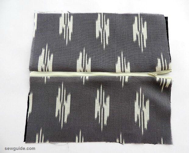 hacer bolsas de lápices