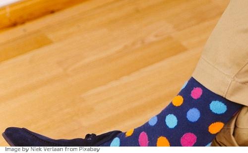 diferentes tipos de calcetines
