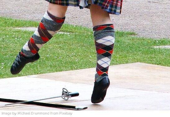 tipos de calcetines con fotos