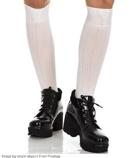 nombres de calcetines