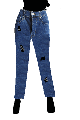 tipo de jeans
