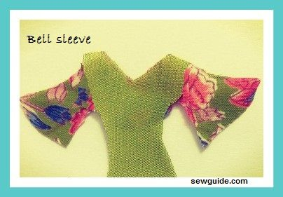 mangas para coser