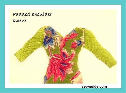 tipos de manga para coser