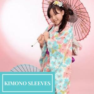 mangas de kimono