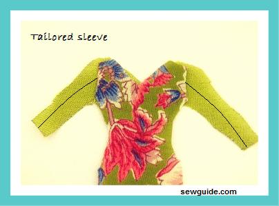 tipos de mangas para coser