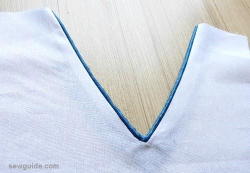 coser escote av