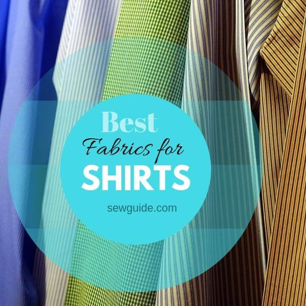 mejores telas para camisas